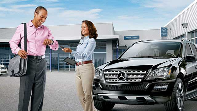 Mercedes benz dealer in st clair shores mi new and used for Authorized mercedes benz service centers near me
