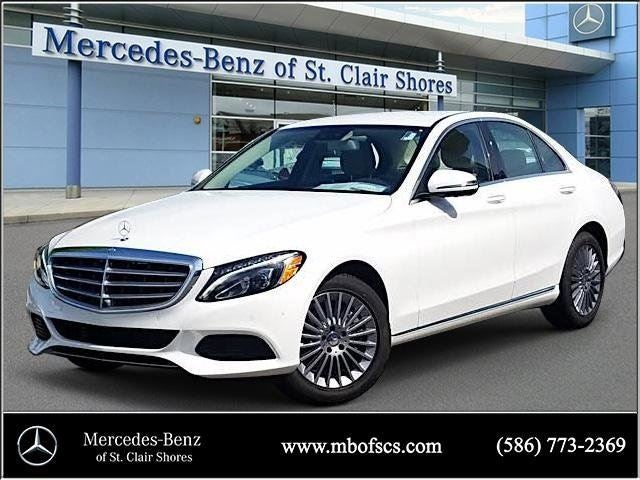 2016 mercedes benz c class c 300 luxury mercedes benz for Mercedes benz extended limited warranty price