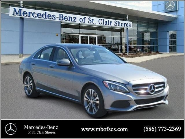 2016 mercedes benz c class c 300 mercedes benz dealer in for Mercedes benz extended warranty price