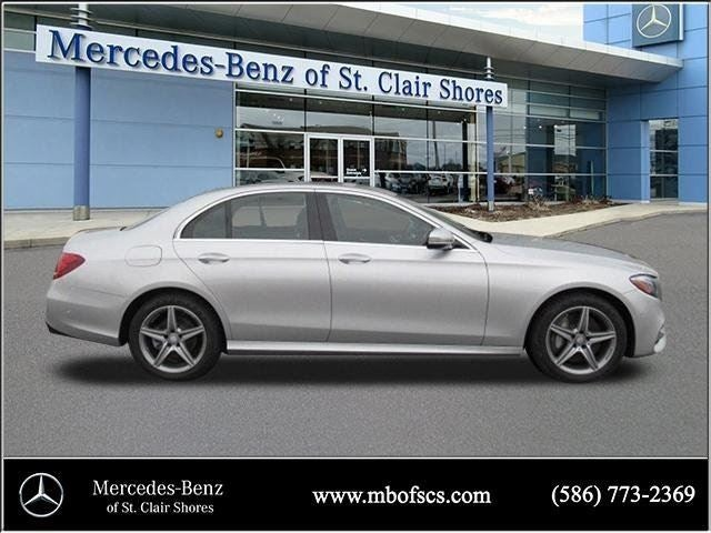 2017 mercedes benz e class e 300 sport mercedes benz for Mercedes benz of naples inventory