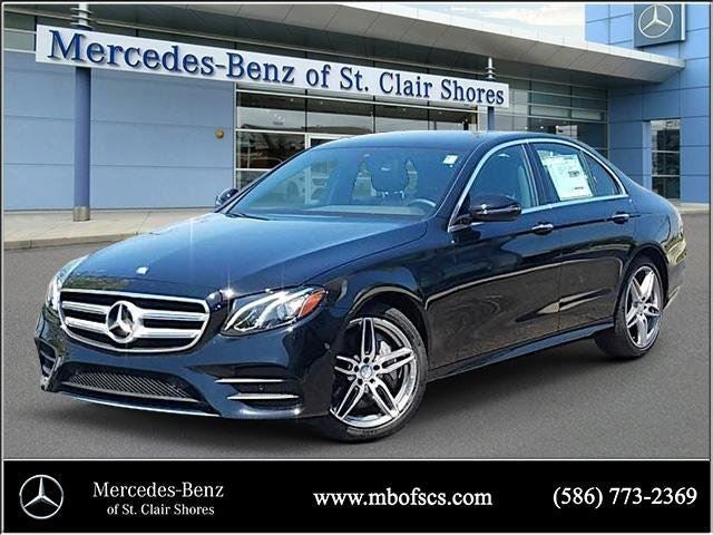 2017 mercedes benz e class e 300 sport mercedes benz