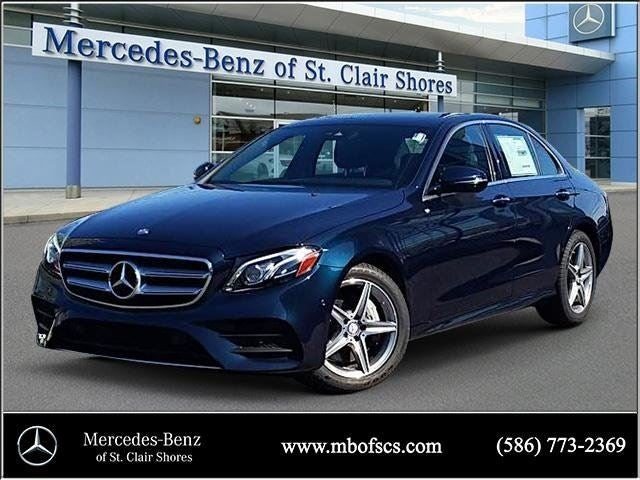 2017 mercedes benz e class e 300 sport mercedes benz for Mercedes benz extended limited warranty price