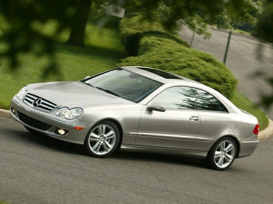 2006 Mercedes Benz Clk 350 Coupe Cl In St Clair Ss Mi