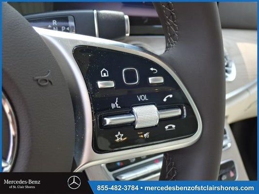2019 Mercedes-Benz E-Class E 450 - Mercedes-Benz dealer in ...