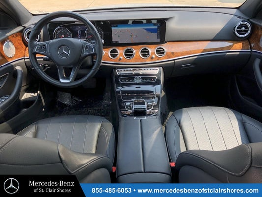 2017 Mercedes-Benz E-Class E 300 Sport - Mercedes-Benz ...